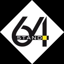 Stand 64 Un site utilisant WordPress